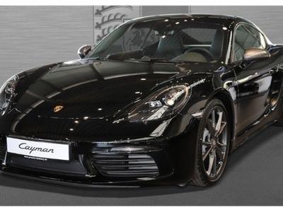 gebraucht Porsche Cayman T/ Sportsitze+/ DAB/ Schaltung/ PASM-20mm uvm.