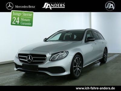 gebraucht Mercedes E200 Avantgarde+Navi+LED+Kamera+Night+DAB+SHZ
