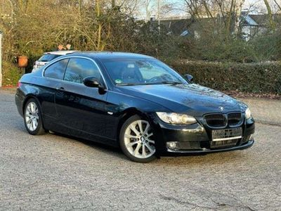 gebraucht BMW 335 Baureihe 3 Coupe 335i*Performance*N54*DKG*