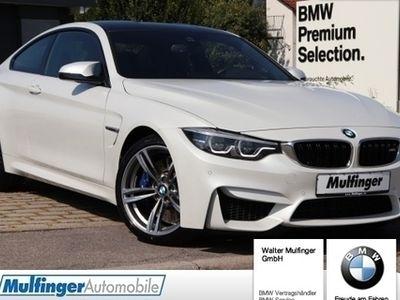 "gebraucht BMW M4 Coupe DKG Ad-LED HUD NaviProf.HiFi PDC 19""M"