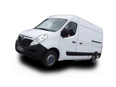 gebraucht Opel Movano B Kasten HKa L2H2 Klima 2xSchiebetÃŒrn