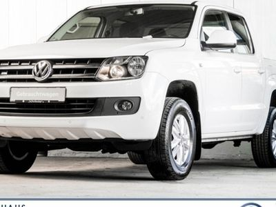 gebraucht VW Amarok 4Motion 2.0 BiTDI Pickup Trendline (Klima Einparkh