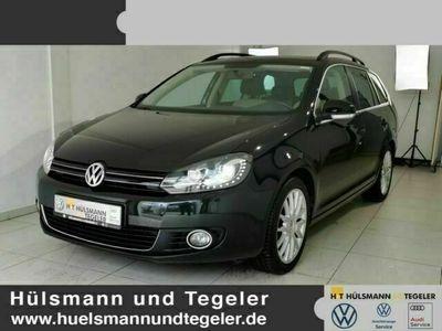 gebraucht VW Golf VI Variant 2.0 TDI Highline Panodach Navi