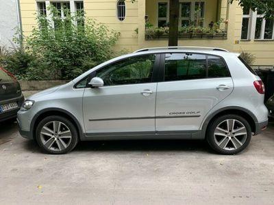 gebraucht VW Golf Plus Cross 2.0 DSG TDI RNS510 UPE 42005,-