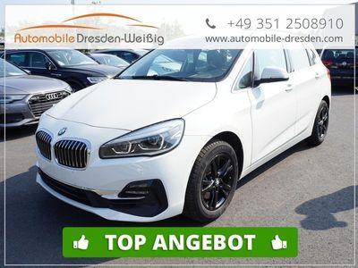gebraucht BMW 218 Active Tourer iA Luxury Line*LED*Leder*Pano
