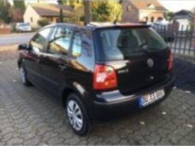 gebraucht VW Polo 1.2 Klima, 2.Hand, S-Heft.