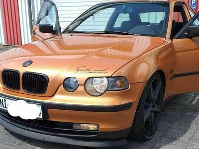 gebraucht BMW 318 Compact ti e46 mit TÜV, fahrbereit,... als Limousine in Drakenburg