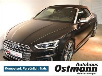 gebraucht Audi S5 Cabriolet Coupé 3.0 TFSI quattro FOLIERT*LED*NAVI*EUR6