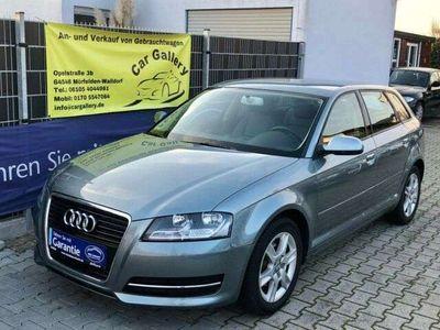 gebraucht Audi A3 Sportback 1.2TFSI Attraction/Einparkh/Garantie