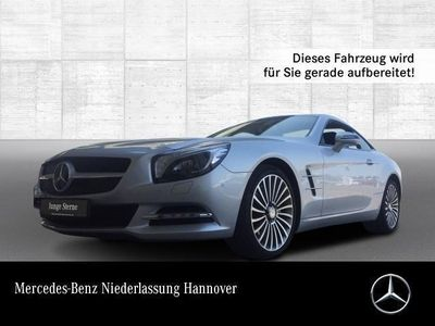 gebraucht Mercedes SL500 Pano COMAND ILS Airscarf Kamera Totwinkel