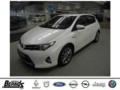 gebraucht Toyota Auris 1.8 VVT-i Hybrid Automatik Executive