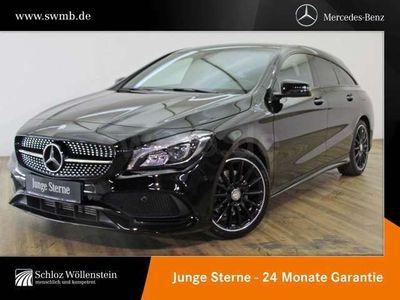 gebraucht Mercedes CLA250 Shooting Brake AMG/Night/LED/PDC