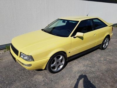 gebraucht Audi Coupé 2.3 E Ginster Gelb