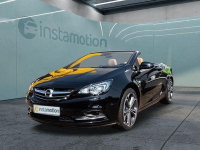 gebraucht Opel Cascada CascadaUltimate 1.6AT Leder+Xenon+Navi