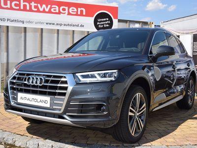 gebraucht Audi Q5 2.0 TSI quattro tiptronic | NAVI | LED |