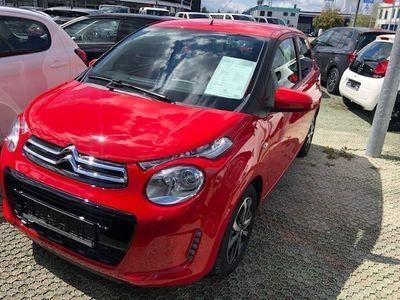 gebraucht Citroën C1 VTi 72 SHINE+ Sitzheizung vorn