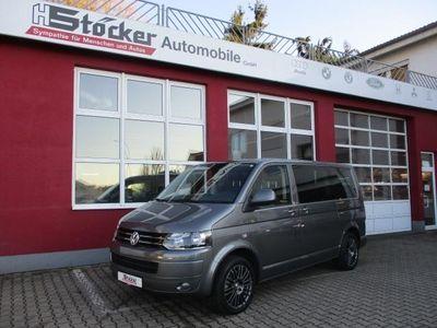gebraucht VW Multivan T52.0 TDI DSG, AHK, Leder, Navi