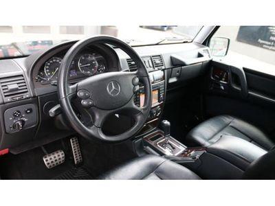 gebraucht Mercedes G350 L BlueTEC 7G-TRO*NAVI*BI XENON*SSD*STANDH.