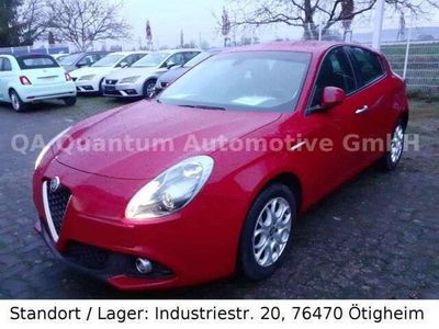 gebraucht Alfa Romeo Giulietta 1.6 JTD 16V Super, Navi, Alu