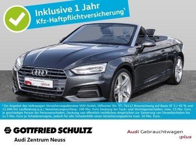 gebraucht Audi A5 Cabriolet 2,0 TDI Sport