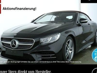 gebraucht Mercedes S560 Cab. AMG B&O Swarovski Nachtsicht 360° HUD