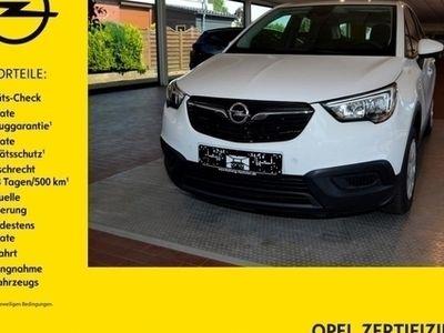 gebraucht Opel Crossland X 1.2 Edition