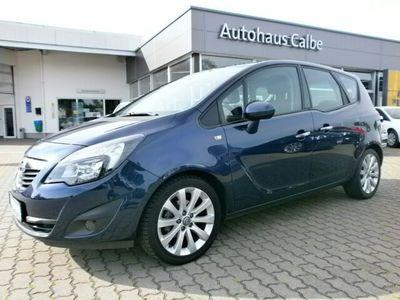 gebraucht Opel Meriva B Inno. Sitz-Lenkradh. PDC v/h Klimaauto.