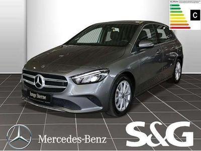 gebraucht Mercedes B220 4MATIC PROGRESSIVE Tempomat/MBUX/LED/RüKam