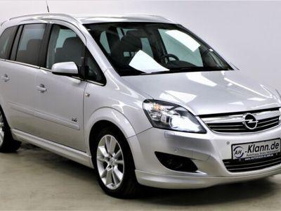 gebraucht Opel Zafira 1.9 CDTI 150 PS OPC-Line Sport Navi PDC