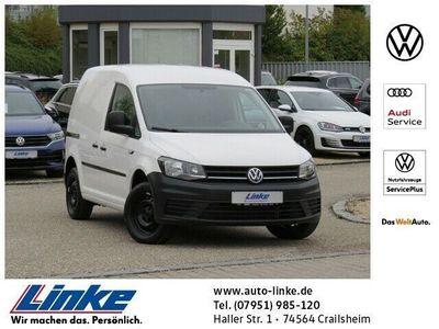 gebraucht VW Caddy Kasten 1,6 TDI GRA/Klima/Handyvorb./Radio
