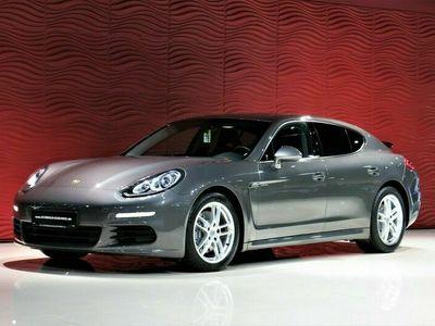 """gebraucht Porsche Panamera Diesel*PCM-NAVI*XENON*EL.SPOILER*19""""LM*"""