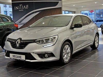 gebraucht Renault Mégane Limited Deluxe TCe 140 EDC Navi Rückfahrk