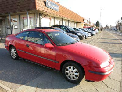 gebraucht Opel Calibra 1.Hand/Schmuck stück