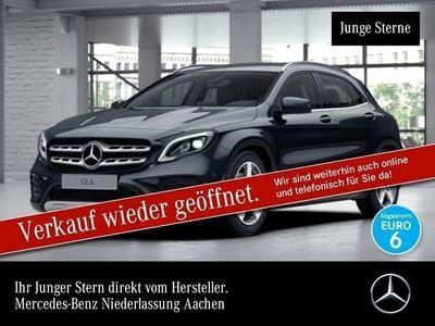 gebraucht Mercedes GLA250 AMG LED Keyl-GO Navi PTS Sitzh Sitzkomfort