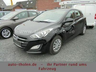 käytetty Hyundai i30 blue 1.4 Klima Radio CD Allwetter 1.Hd.
