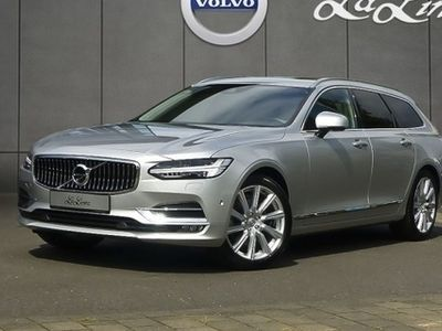 gebraucht Volvo V90 T5 Inscription NP: 70.850,- / AHK / Panorama