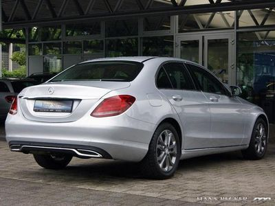 gebraucht Mercedes C180 LIM. Avantgarde LED Garmin Spiegel Paket