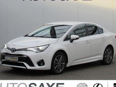 gebraucht Toyota Avensis 1.8 Multidrive S Edition-S*LED*NAVI*SHZ*