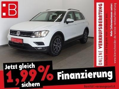 gebraucht VW Tiguan 1.5 TSI ACC APP-CONNECT PDC SITZHEIZUNG