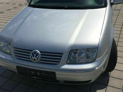 gebraucht VW Bora 2.0 Sportsitze