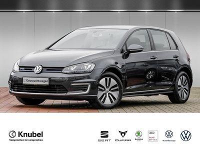 gebraucht VW Golf GTE VII DSG LED Climatr. Alu Sitzh. AHK