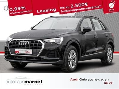 gebraucht Audi Q3 35 TFSI Einparkhilfe Tempomat Sitzheizung Mittelarmlehne