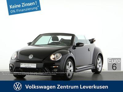 gebraucht VW Beetle Cabriolet 1.4 TSI R-Line SHZ NAVI EU6