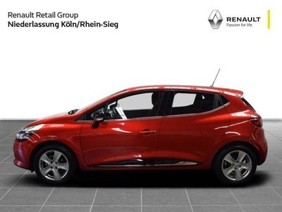 gebraucht Renault Clio IV 0.9 TCe 90 LUXE