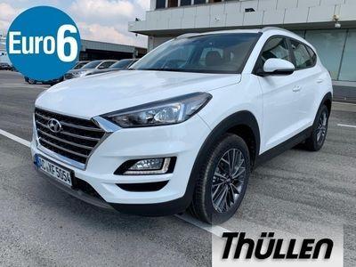 gebraucht Hyundai Tucson 1.6 Turbo Benzin Advantage Navi 18 Zoll Alu