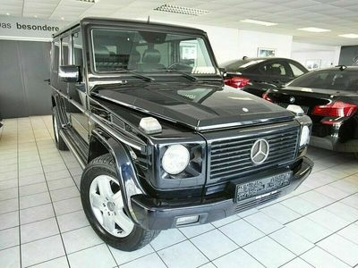 gebraucht Mercedes G400 CDI Limited Edition DESIGNO