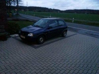 käytetty Opel Corsa b 1.2 16v