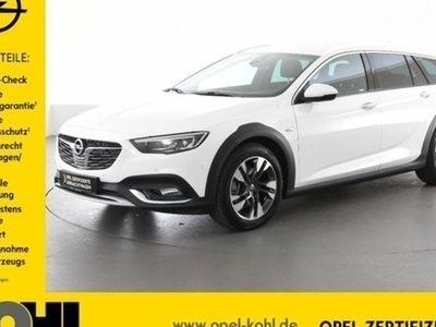 käytetty Opel Insignia Country Tourer 2.0CDTI 4x4 Navi Xenon ALU Leder PDC