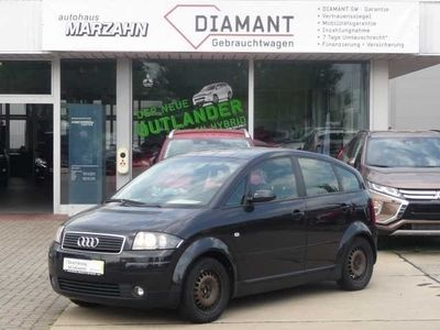 gebraucht Audi A2 1.4 Advance,KlimaAT,Sitzhzg.,Isofix,inkl. WKR