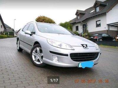 gebraucht Peugeot 407 SW 2.2 HDI